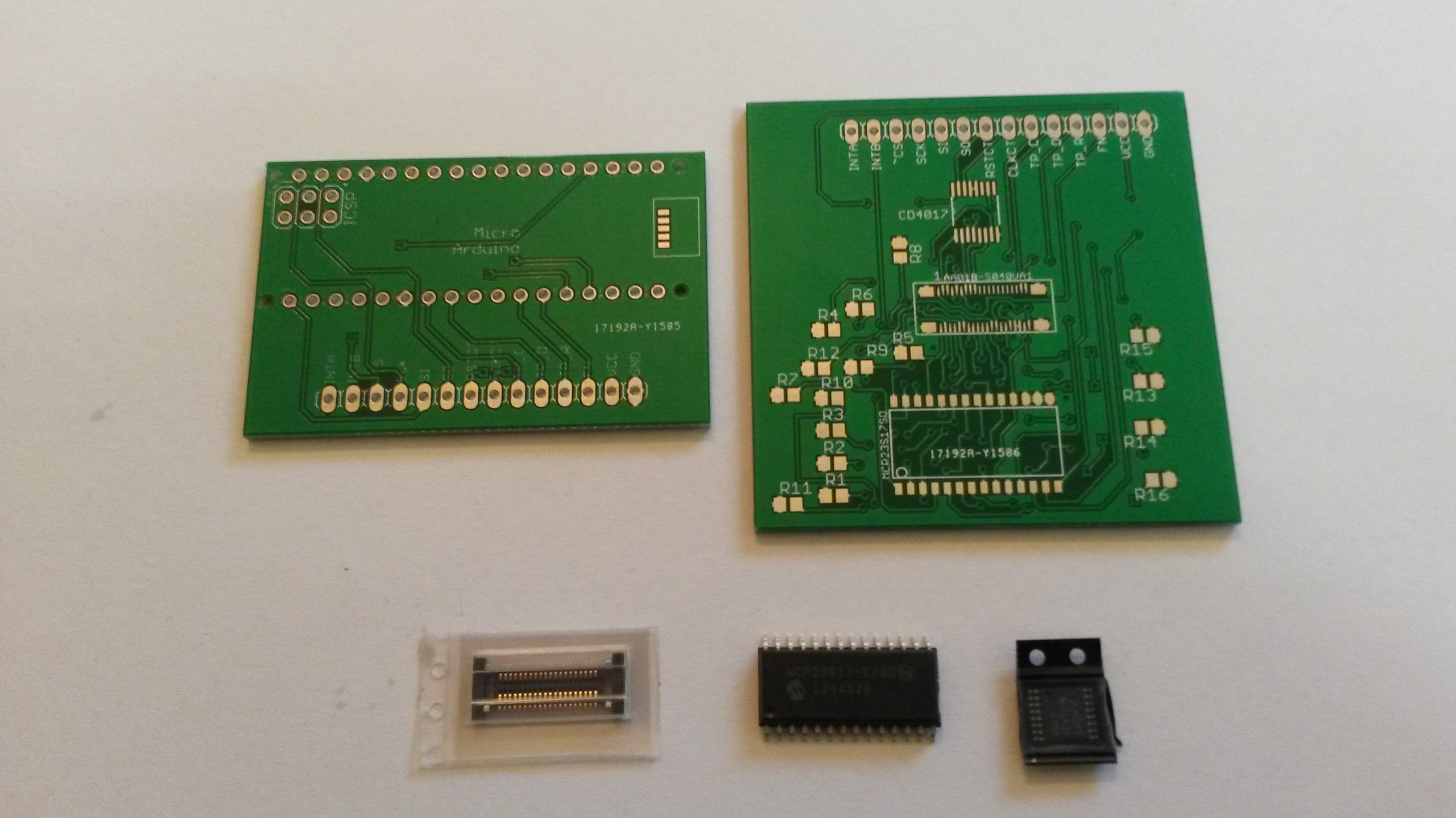 Arduino thinkpad usb keyboard adapter kit from rampadc on